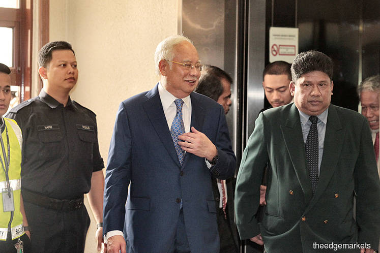 Najib: RM3m was spent on gifts for royalty who have good relations with Malaysia