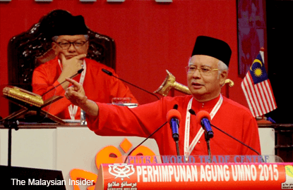 Rebellion against Najib in Umno won't stop, say analysts