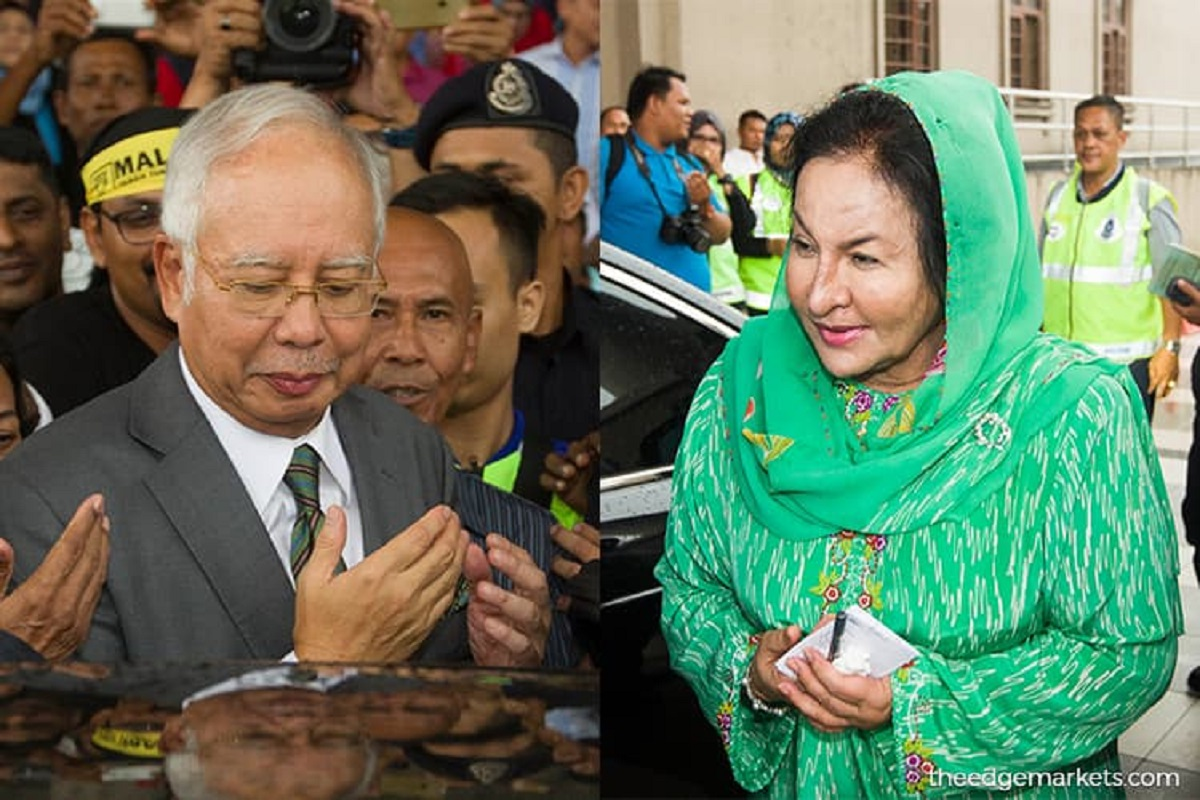 July and August dates set for Najib, Rosmah, Lebanese jeweller to inspect seized jewellery