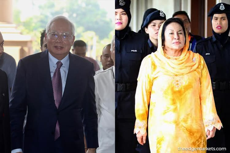 Hearing of Najib, Rosmah's discovery application on forfeiture suit fixed for Jan 31