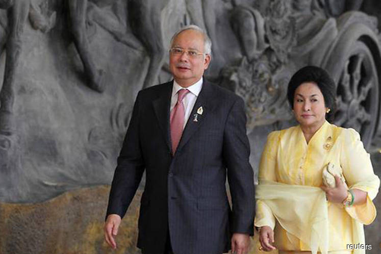 Najib and Rosmah withdraws discovery application in Deepak suit
