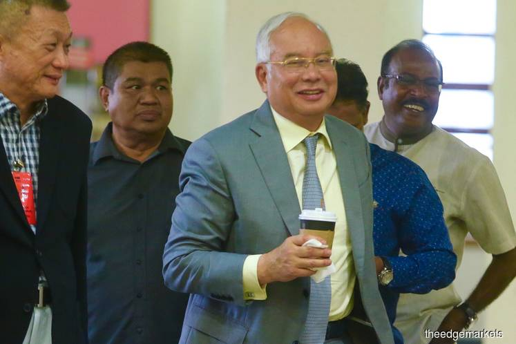 Malaysia seeks to extend Najib's trial through June