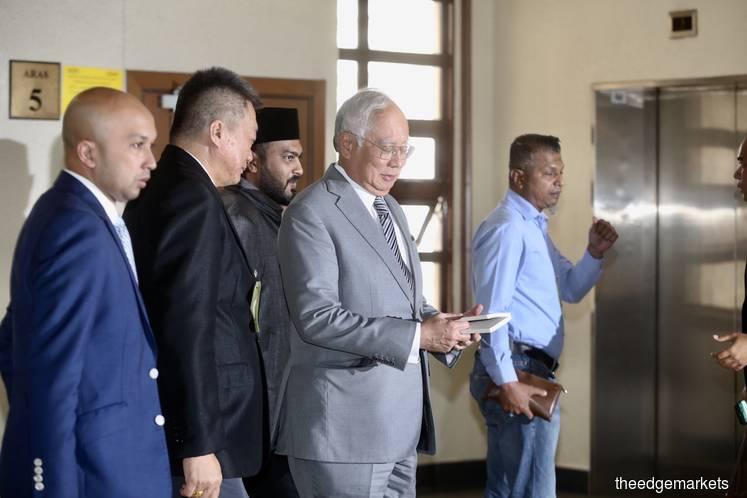 Plan for Negeri Sembilan is HSR, Najib says on ECRL re-route