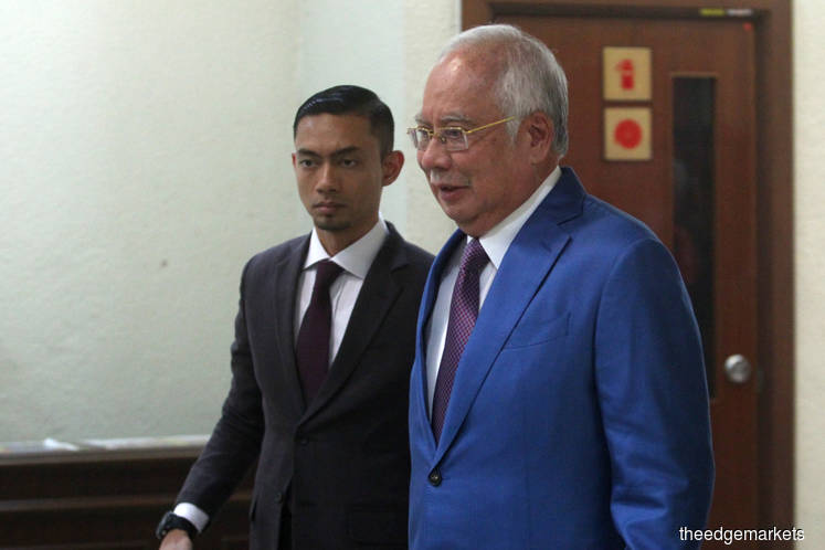 SRC trial: Najib cannot be charged with money laundering as predicate offence has not been proven, says defence