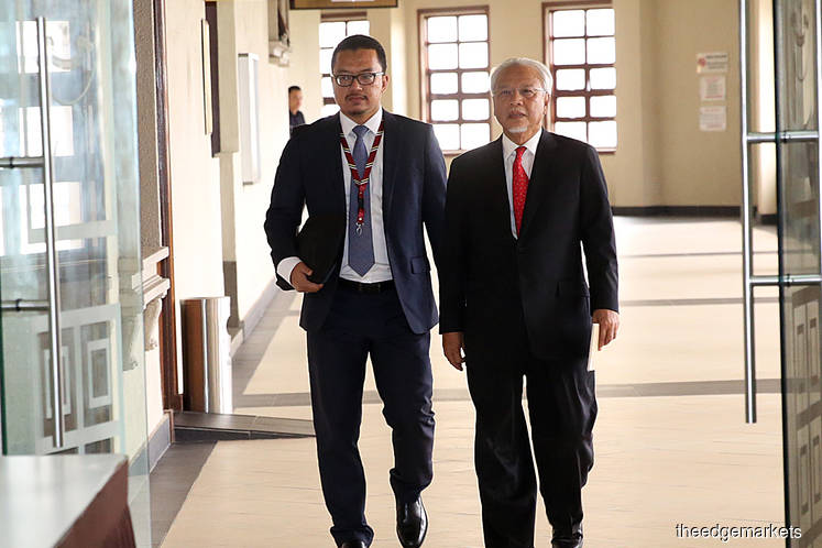 Najib was autocratic when it came to 1MDB and SRC, says Husni