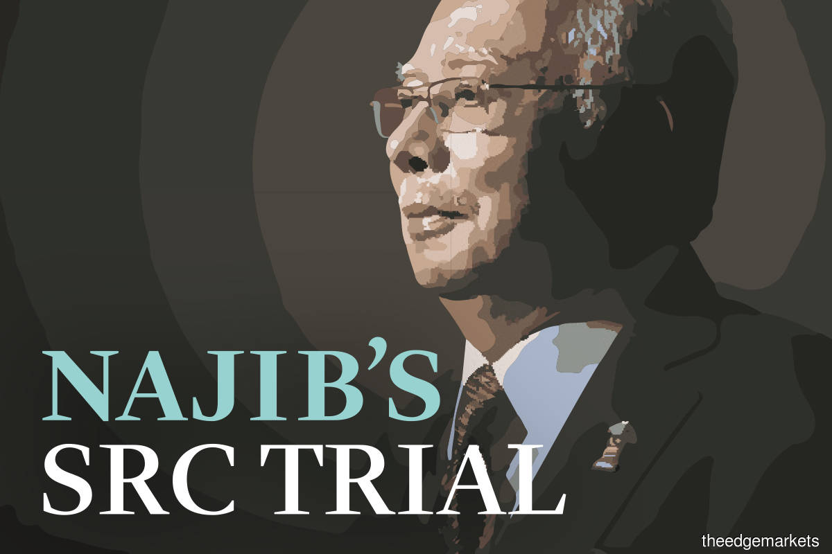 Najib's SRC Trial: Najib begins battle against guilty conviction