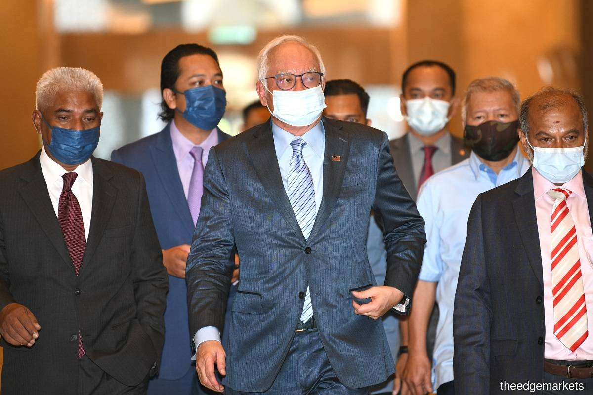 Court of Appeal cautions Najib's lawyer on choice of words used against Justice Nazlan