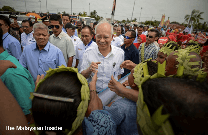 Najib wants less spent on protocols during official visits