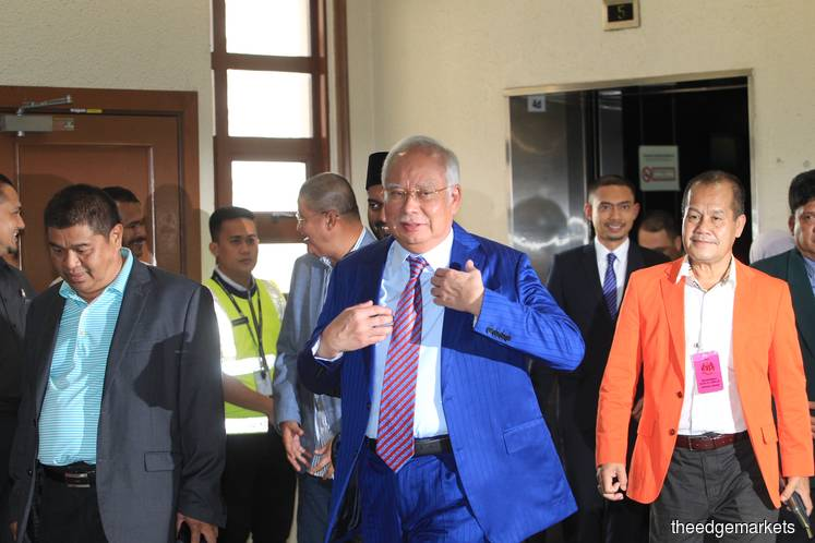 Najib withdraws appeal against High Court's dismissal of application