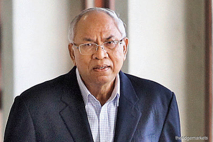 Najib's SRC trial: Nik Faisal told me to run away again after GE14, says Suboh