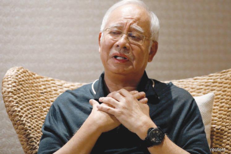 Najib's makeover campaign