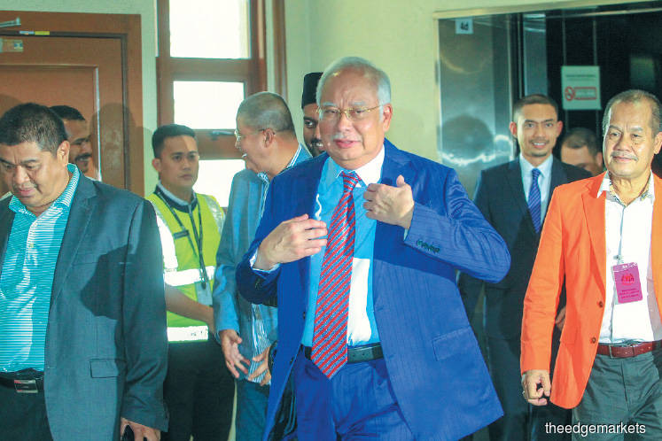 Najib set to create history today