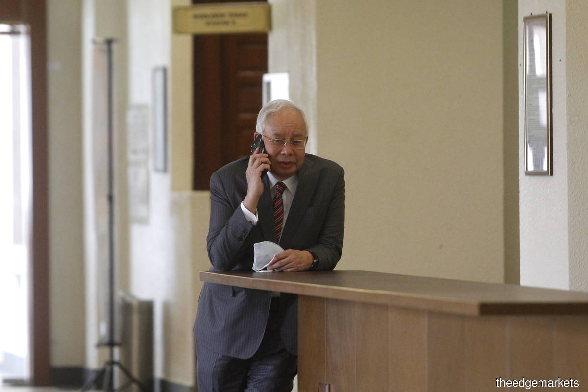 Najib's SRC worst case of abuse of position and betrayal of trust, says judge