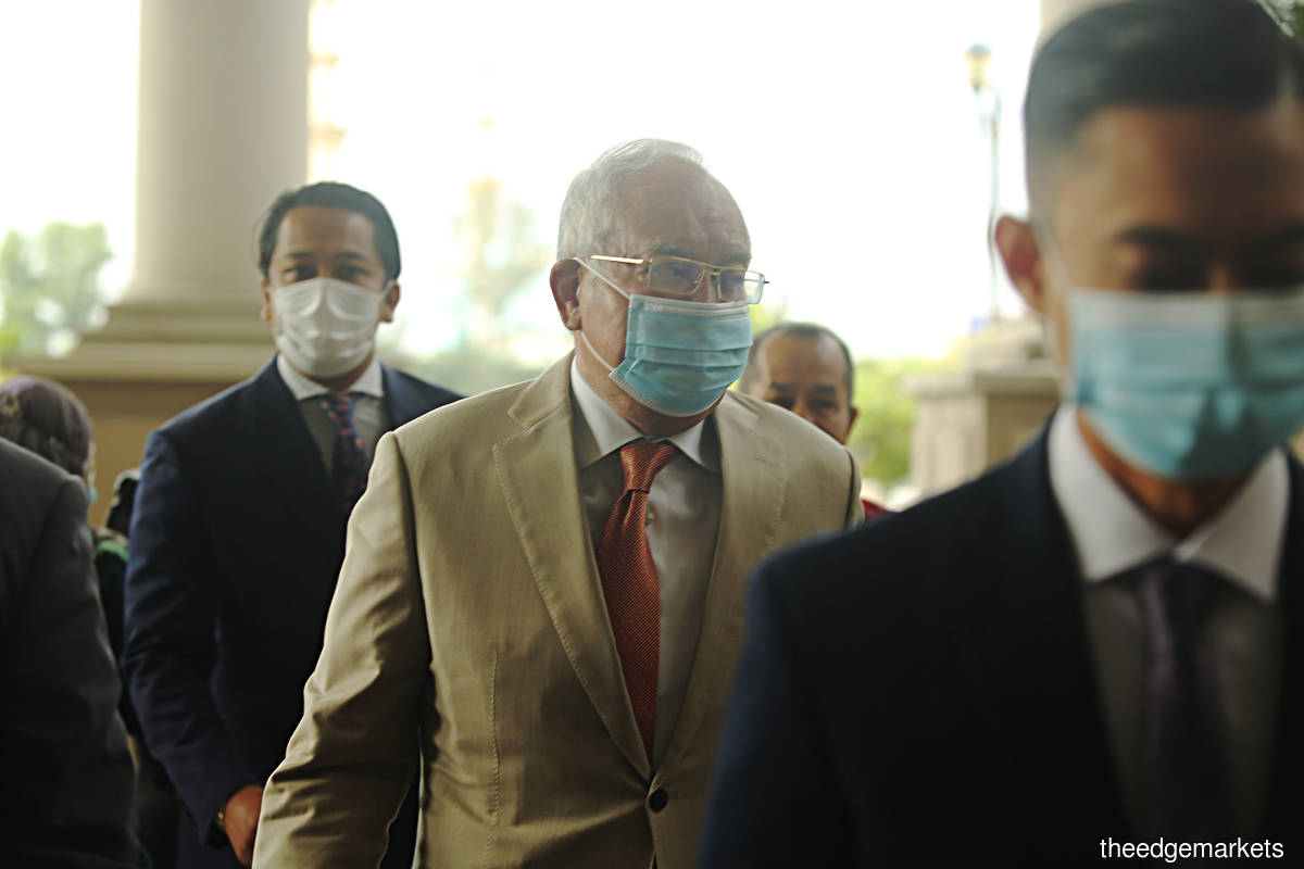 1MDB cases involving Najib postponed until next month for him to attend Parliament session