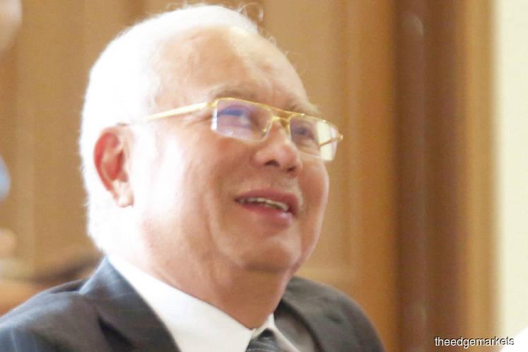 Najib's SRC trial: Najib was cool, even nonchalant