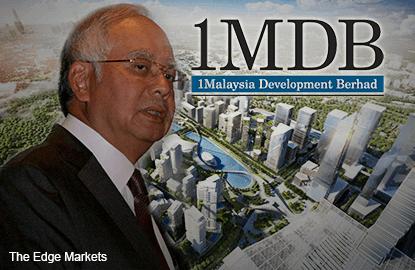 纳吉:1MDB的问题在于上市不成