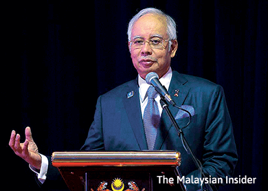 Najib relies on populist playbook in attempt to offset scandals