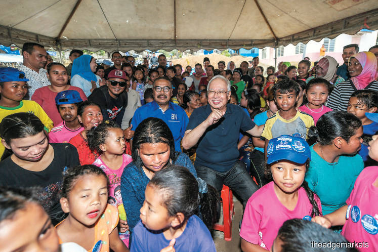 Politics and Policy: Najib and the ratings game