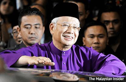 Najib didn't abuse power in SRC loan guarantee, says A-G