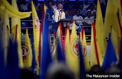 'Mosquito' parties going all out in next Sarawak elections