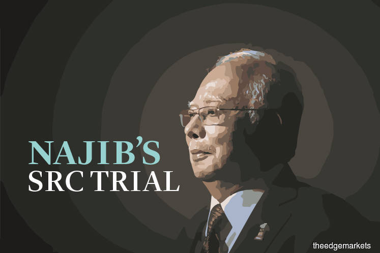Najib's SRC trial: Secret 736 bank account opened months before SRC came under 1MDB or directors were appointed