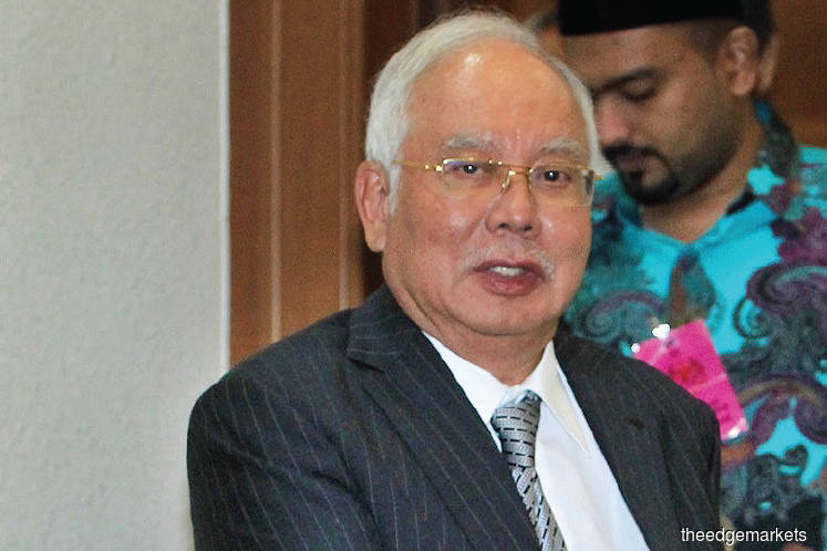 Najib's SRC trial: Defence: Najib spent big on political and CSR programmes, little for own use