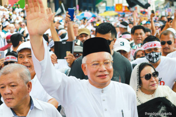 1MDB-Tanore Trial: Najib wore three hats but was ultimately the PM