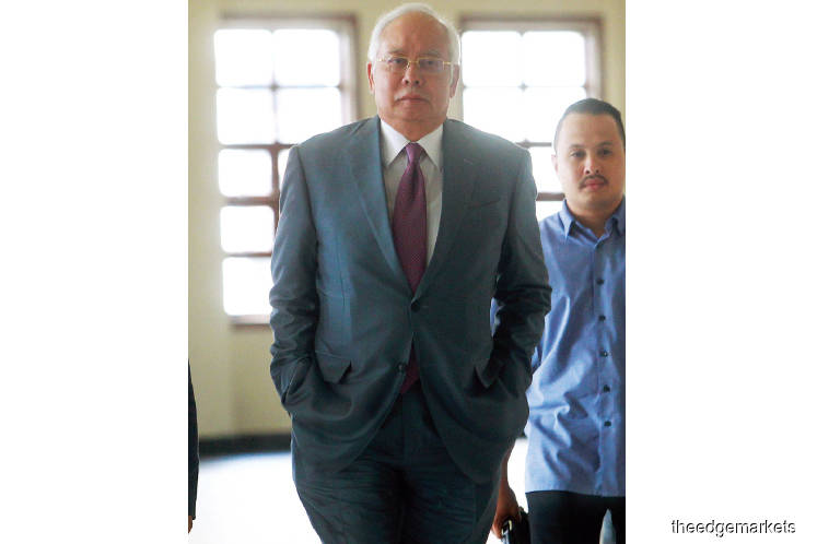 1MDB Audit Report Tampering Trial: The 'tampered' paragraphs