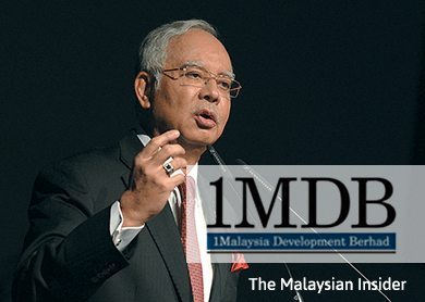 1MDB, subsidiaries tax exempted for 10 years, says PM Najib