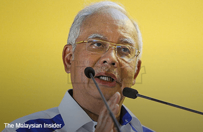 Society will succumb to liberalism, extremism without moderation, says Najib