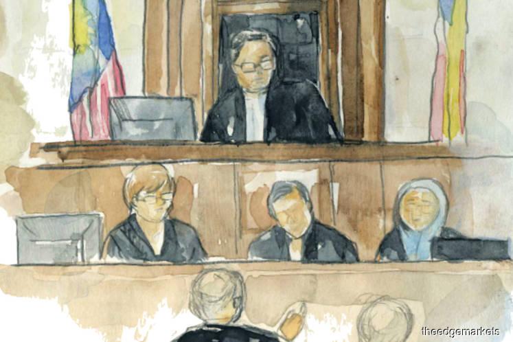 Najib's SRC Trial: A-G's opening statement