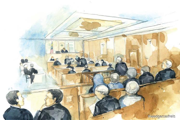 Najib's SRC Trial: From Perdana Putra to High Court, Najib's trial begins