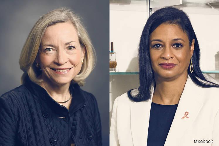 Facebook names two new directors, making board 40% women