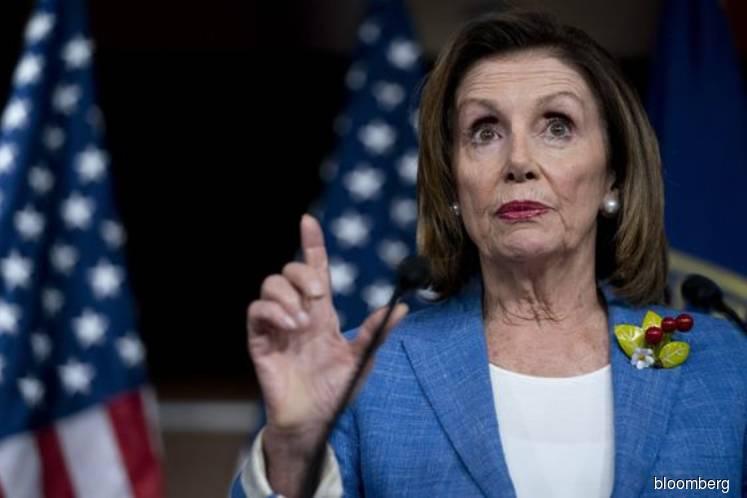 Pelosi threatens to block U.S.-U.K. post-Brexit trade deal