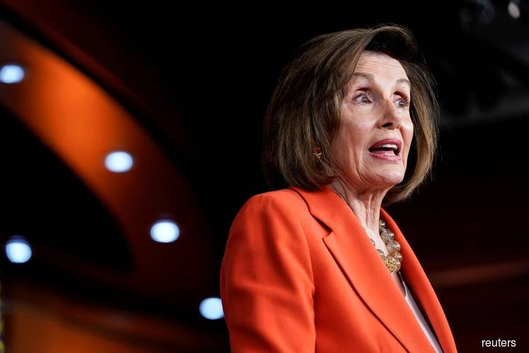 In Trump-Nixon impeachment comparison, Pelosi raises specter of resignation