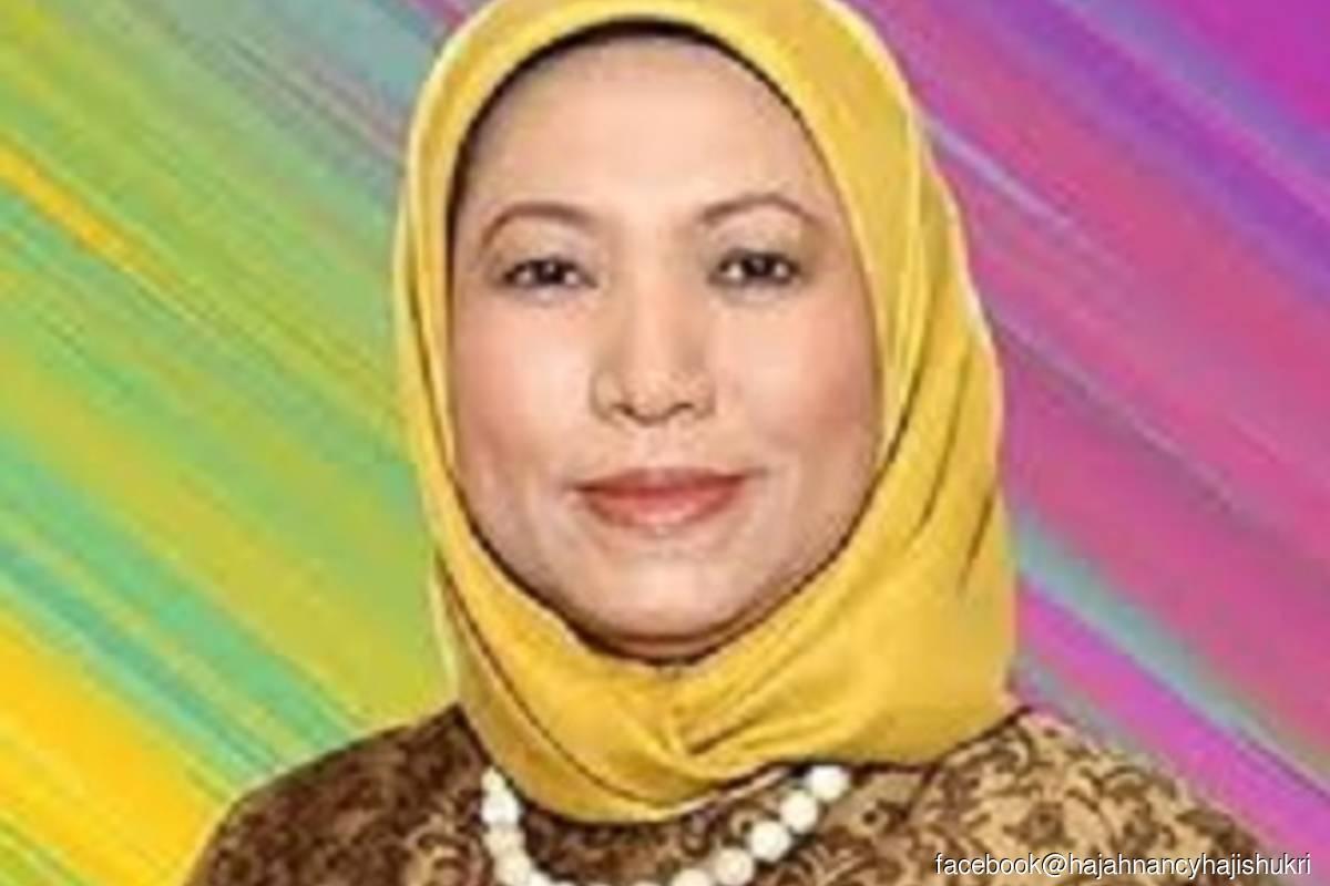 Datuk Seri Nancy Shukri