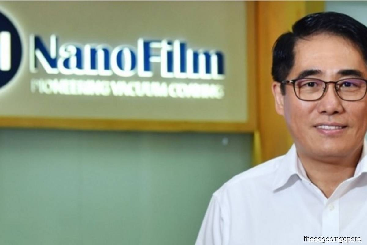 Nanofilm forms JV with Temasek to capture new growth in hydrogen economy