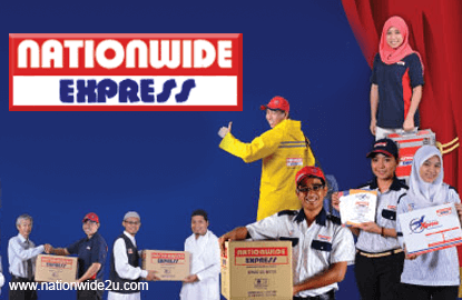 Nationwide Express to buy Airpak for RM33.2m in attempt to expand its courier business