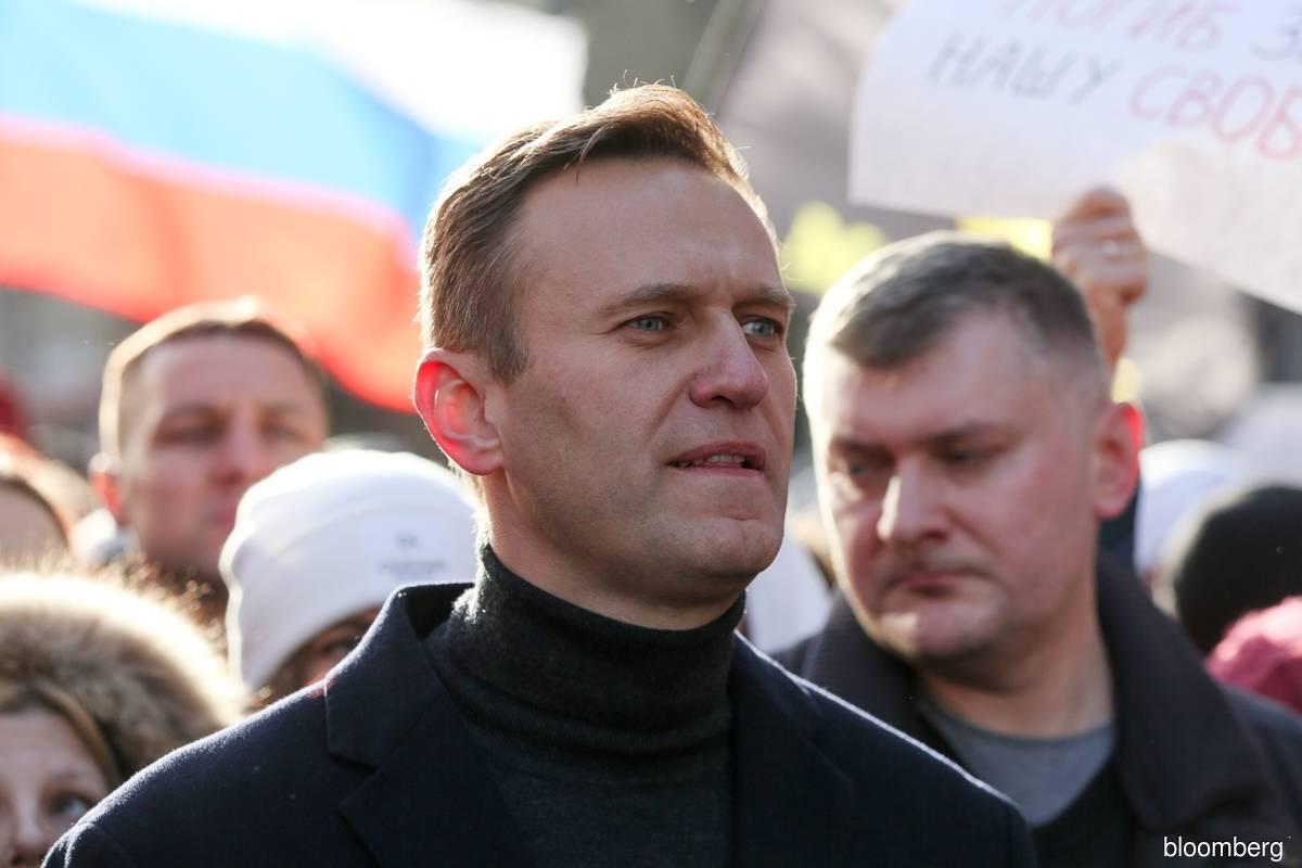 Germany says Russia's Navalny poisoned with nerve agent