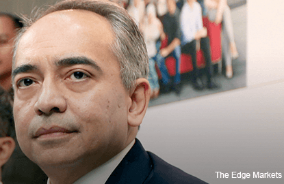 Nazir will resume role as chairman of CIMB Group tomorrow after being cleared by internal review