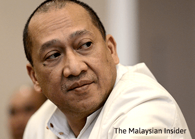 My mistake, says Nazri after Anifah rebukes colleagues over China envoy