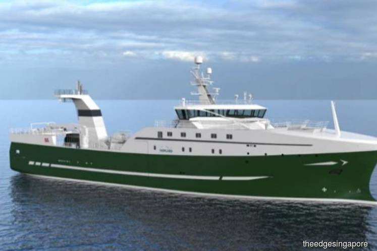 VARD bags S$66 mil contract to build trawler for Norwegian fishery