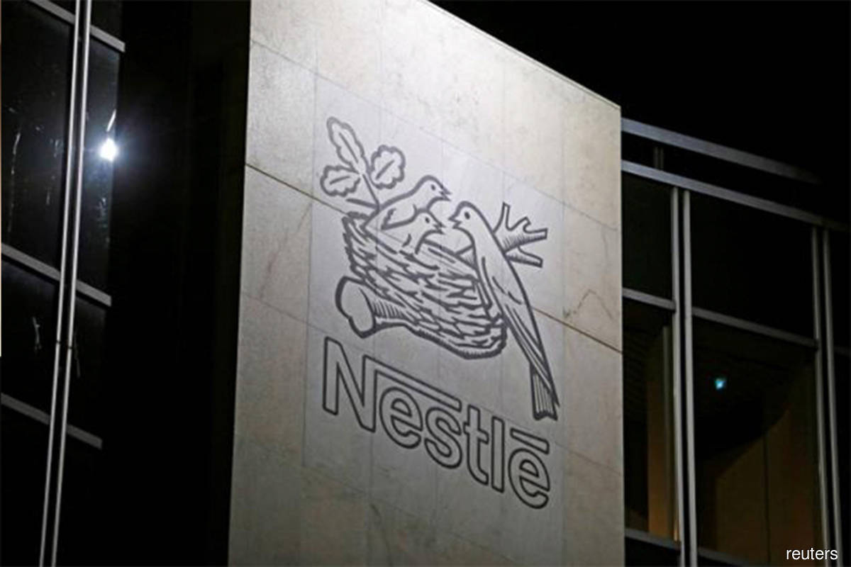 Affin Hwang says Nestle not immune from 2020 blip, projecting 5% FY21 earnings growth