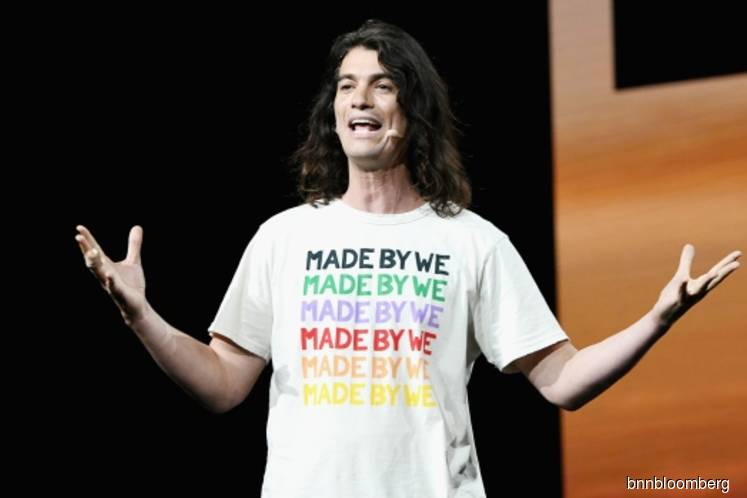 WeWork's Neumann steps down as CEO, with IPO on the line