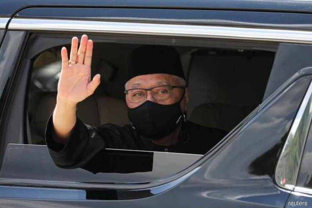 Prime Minister Datuk Seri Ismail Sabri Yaakob (Reuters filepix by Lim Huey Teng)