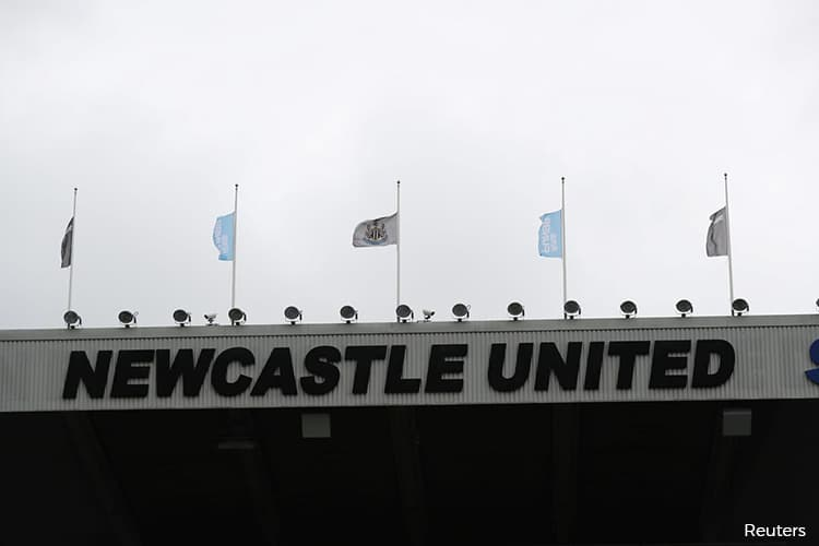 Newcastle United put non-playing staff on leave -BBC