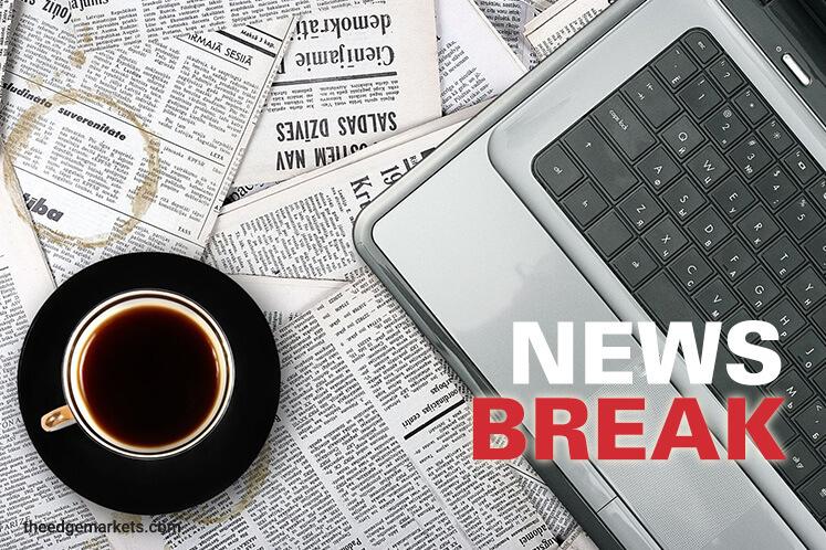 Newsbreak:  Li  Ka-shing-backed venture to build STS hub in Johor