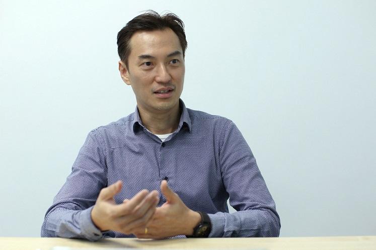 Aemulus Corporation Sdn Bhd CEO Ng Sang Beng