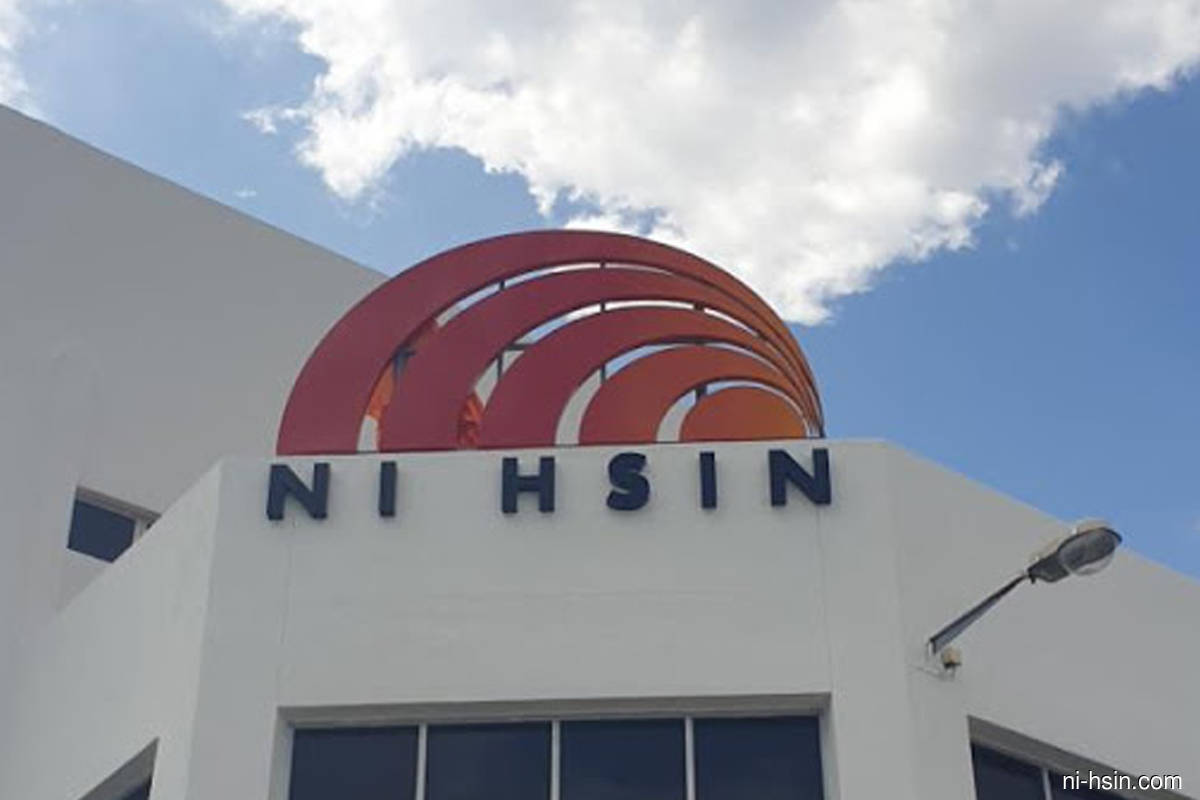 Ni Hsin rises 14.8% after partnering MNA Energy to develop battery technology for EV motorcycles