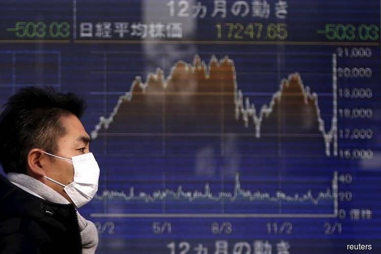Nikkei tick up in sympathy with Hong Kong, outlook cloudy